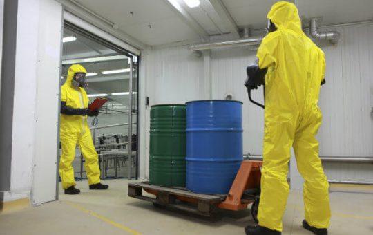 Hazardous Chemicals, HazCom