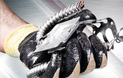 hand-with-glove