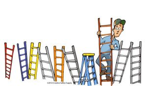 Colored Ladders