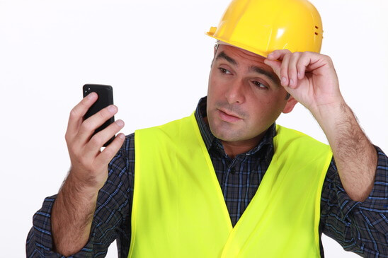 Foreman with Smartphone app