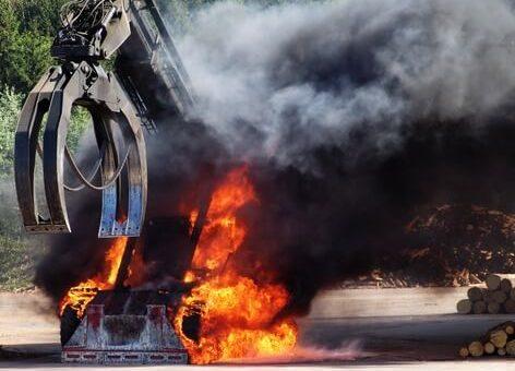 Big Machine on Fire